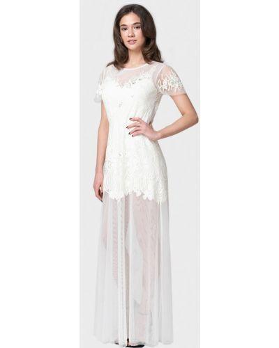 Вечернее платье осеннее Ricamare