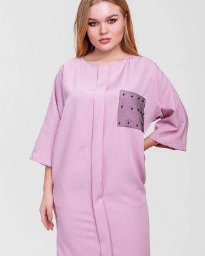 Платье розовое Sfn