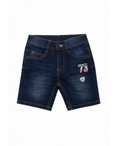 Синие шорты джинсовые 3 Pommes