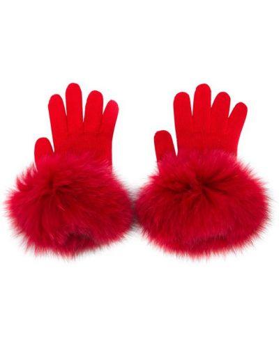 Красные перчатки Catya Kids