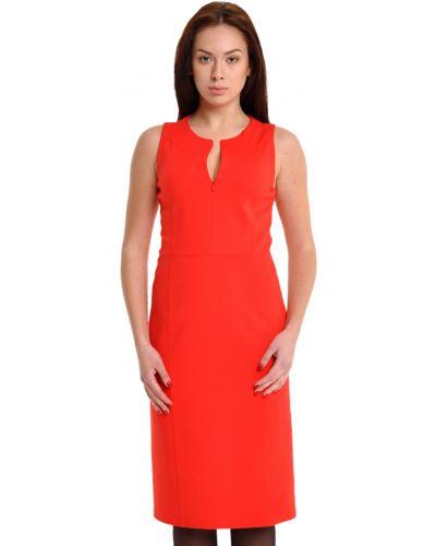 Платье осеннее из вискозы Armani Collezioni