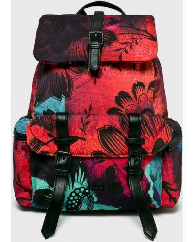Рюкзак с подкладкой красный Desigual
