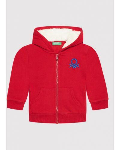 Dres - czerwony United Colors Of Benetton