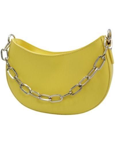Сумка с карманами - желтая B.elit