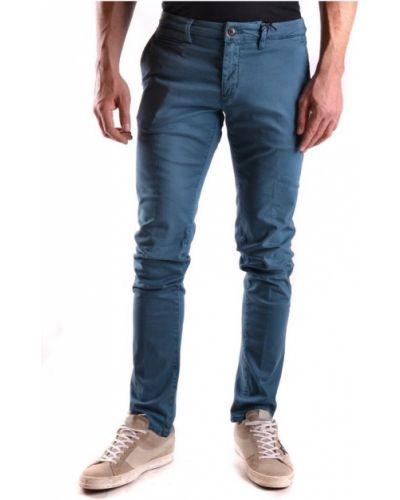 Niebieskie spodnie Siviglia