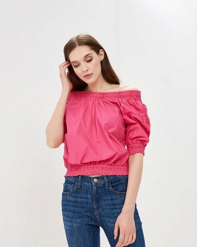 Блузка розовая весенний Piazza Italia