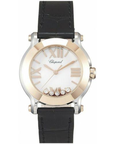 Zegarek sportowy - czarny Chopard