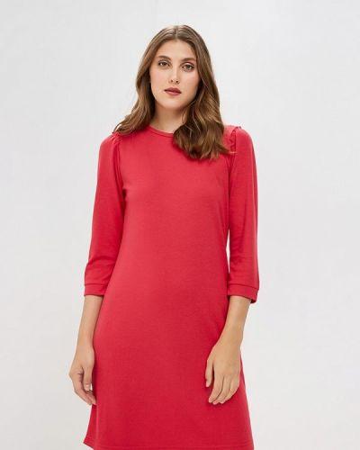 Розовое платье Q/s Designed By