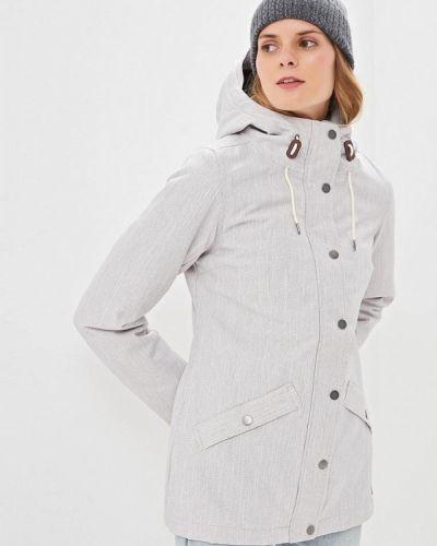 Утепленная куртка - серая Rip Curl