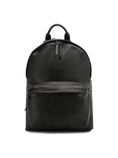 Рюкзак черный вместительный Officine Creative