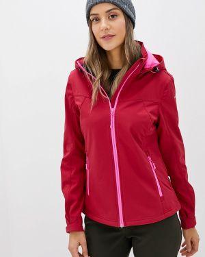 Куртка осенняя розовая Icepeak