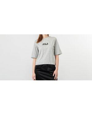 Рубашка серая Fila