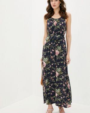 Платье платье-сарафан синее Vero Moda