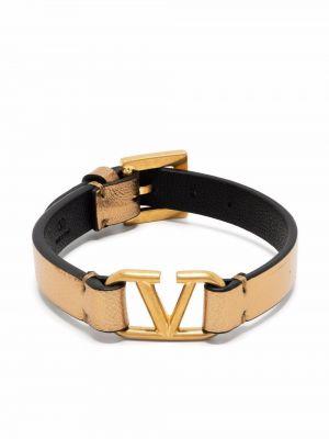 Złota bransoletka Valentino Garavani