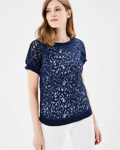 Синяя блузка Savage