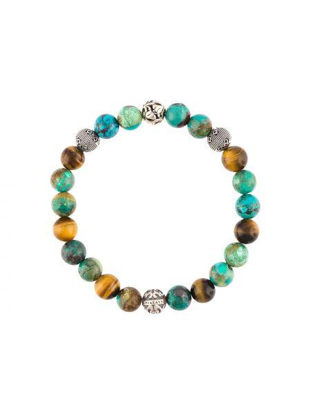 Синий браслет Nialaya Jewelry