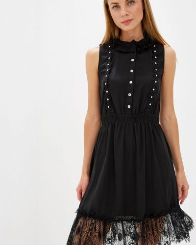 Платье прямое осеннее Soky & Soka