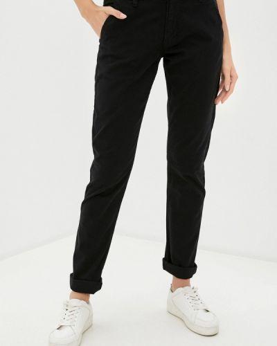 Прямые черные прямые джинсы Q/s Designed By