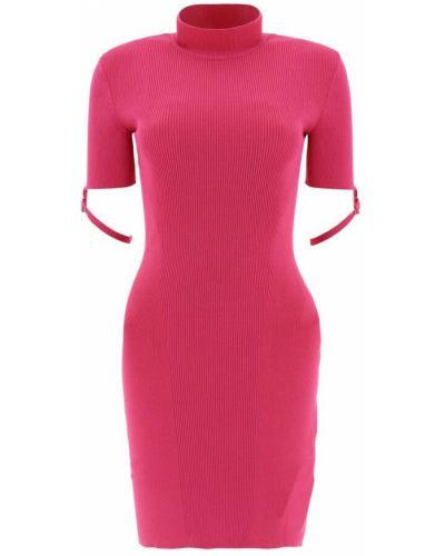 Sukienka - różowa Jacquemus