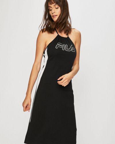 Расклешенное платье Fila