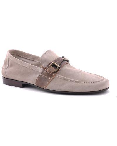 Серые туфли Fabi