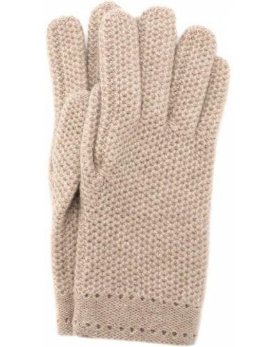 Перчатки вязаные кашемировые Inverni
