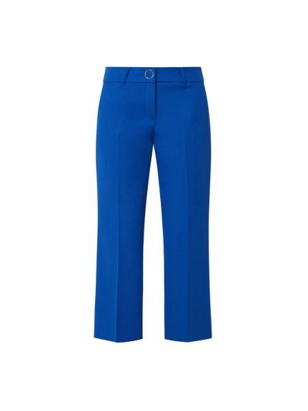 Niebieskie spodnie materiałowe Rosner