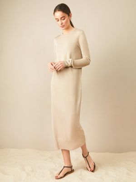 Платье миди прямое 12storeez