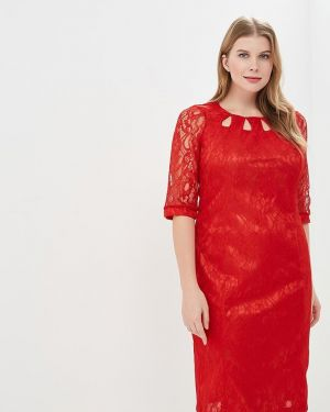 Вечернее платье платье-сарафан с вырезом Dream World