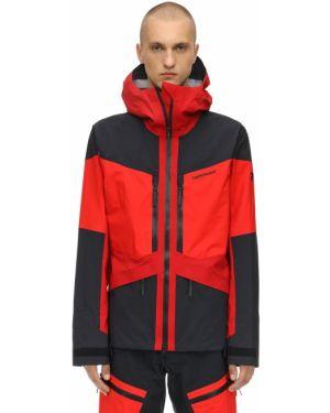 Пиджак с карманами с капюшоном Peak Performance