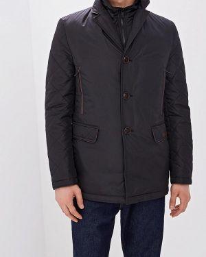 Утепленная куртка демисезонная коричневый Bazioni