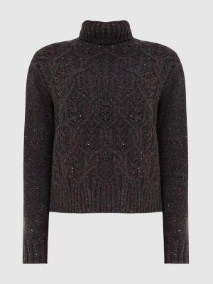 Кашемировый свитер - серый Loro Piana