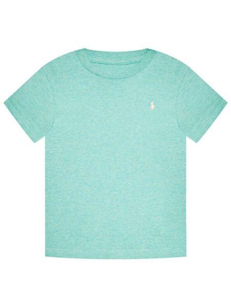 T-shirt - zielona Polo Ralph Lauren