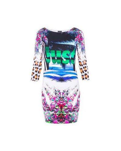 Вечернее платье летнее Just Cavalli