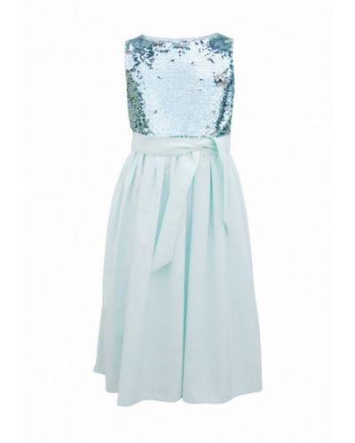 Бирюзовое платье Suzie
