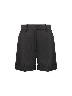 Хлопковые шорты - серые Barbara Bui