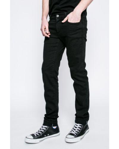 Джинсы-скинни с заниженной талией зауженные Trussardi Jeans