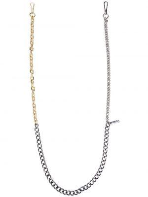 С ремешком серебряный ремень с подвесками Marc Jacobs
