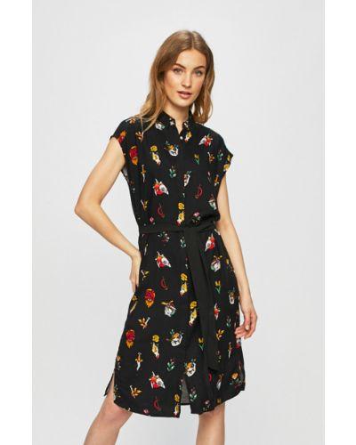 Платье из вискозы свободного кроя Medicine