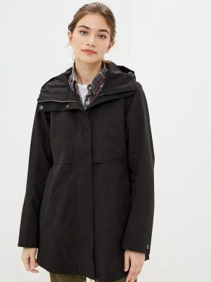 Черная облегченная куртка Didriksons