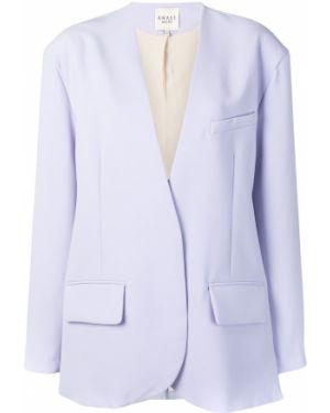 Фиолетовый пиджак A.w.a.k.e. Mode