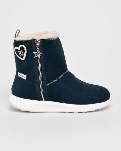 Ботинки зимние теплые Pepe Jeans