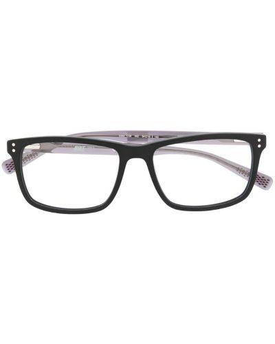 Очки квадратные черные Nike