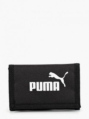 Кошелек черный Puma