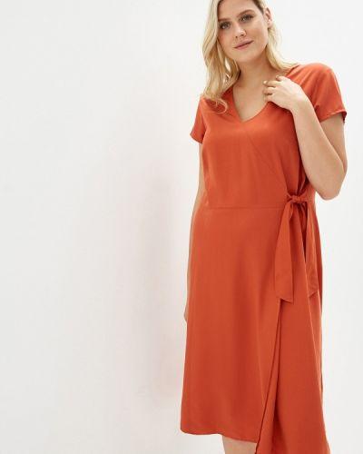 Платье - оранжевое Samoon By Gerry Weber