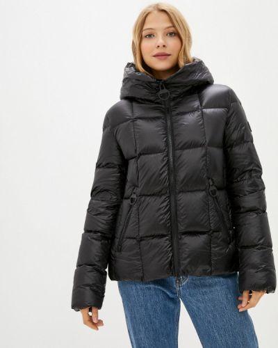 Черная зимняя куртка Betty Barclay