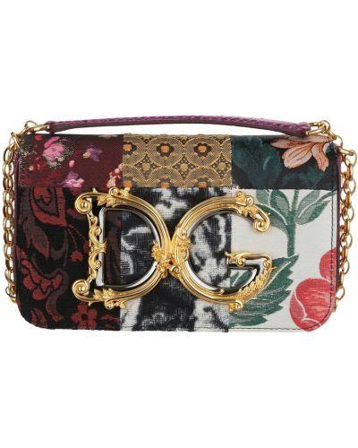 Kopertówka - fioletowa Dolce And Gabbana