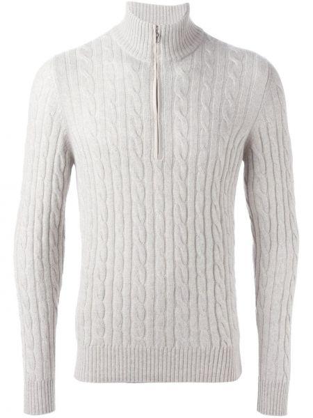 Z kaszmiru sweter Loro Piana