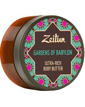 Крем для тела крем-масло увлажняющий Zeitun