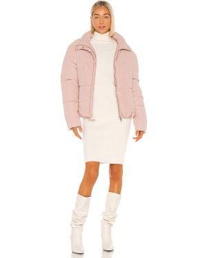 Różowa kurtka Aeryne